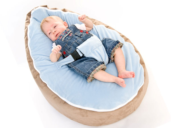 baby bean bag chair bed