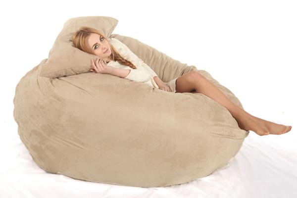 America Foam Bean Bag Bed Sofa 6pn